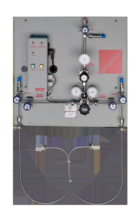 SimplicitY™-UHP-Manual-Panel